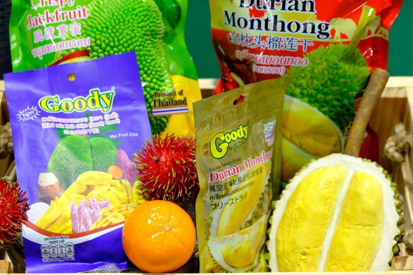 DITP ชี้สินค้าของทานเล่นที่ทำด้วยผลไม้ มีโอกาสส่งออกตลาดสหรัฐฯ ได้เพิ่มขึ้น
