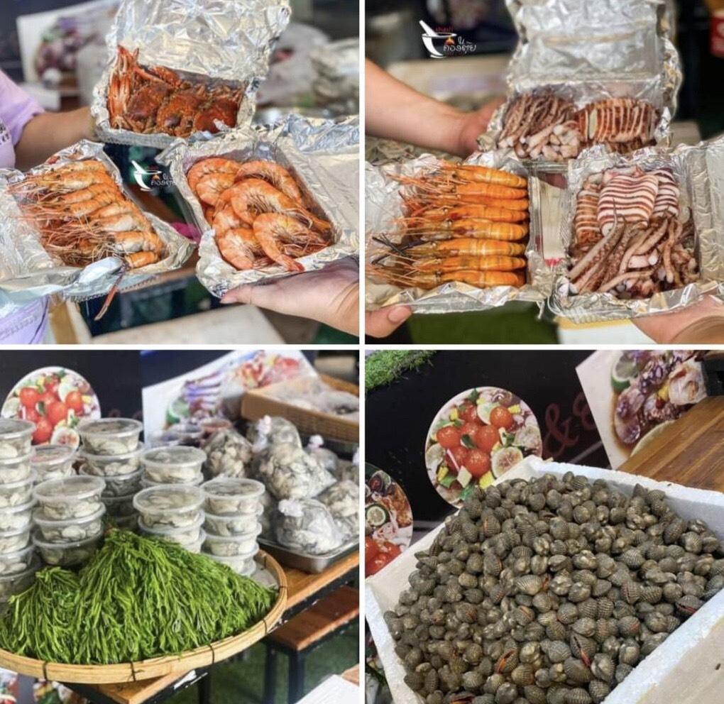 DITP เผยส่งออกอาหารทะเลไทยไปสปป.ลาว กลับมาคึกคัก คาดปีนี้ยอดพุ่ง 200 ล้าน